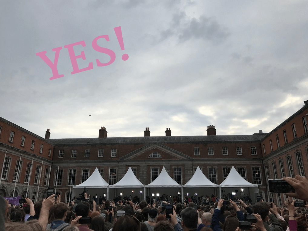 Celebrating Repeal, #CarlowRising, and Cocktails Galore – #WhatTickledAlice